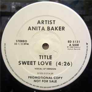 Anita Baker - Sweet Love mp3