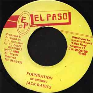 Jack Radics - Foundation mp3