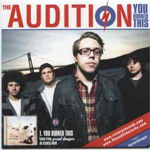 The Audition - You Ruined This mp3