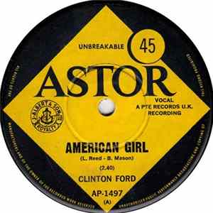 Clinton Ford - American Girl mp3